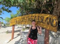 South Sea Island - the first stop-off on the way to Fiji's Mamanuca & Yasawa Islands