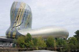 La Cité du Vin (The City of Wine Museum) in Bordeaux