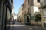 Wandering through the streets of Tours